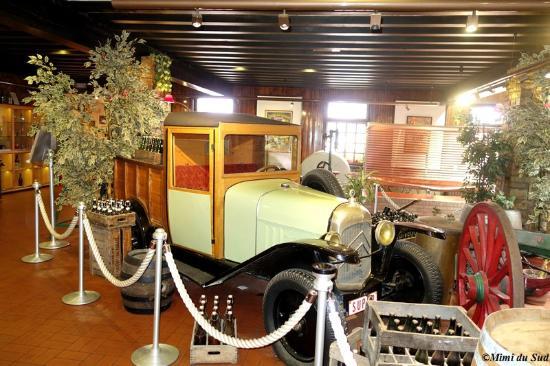 Le musée de La brasserie des Fagnes